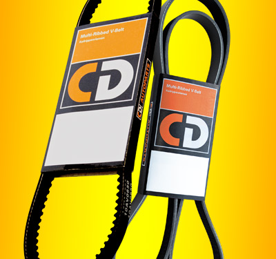 CD Multi-Rib & V-Belts