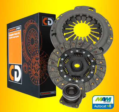 CD Clutch Kits