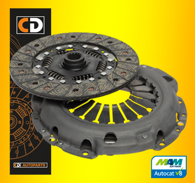 Continental Direct Clutch Kits